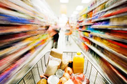 A Crush At A Supermarket